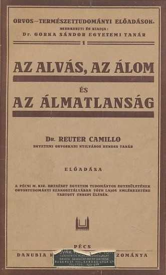 Dr. Reuter Camillo – a gyűjteményalapító